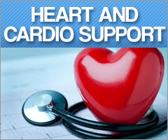 Health and Cardio Support